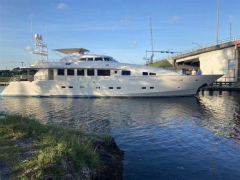 Evolve Angele 110' Motor Yacht